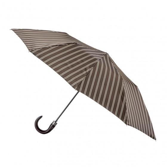 Parapluie Homme Oscar pliant médium automatique 10 baleines