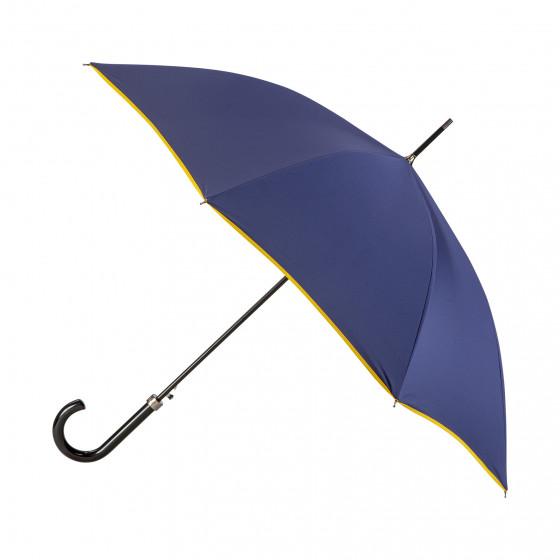 Parapluie Femme Indigo  Finition Couture