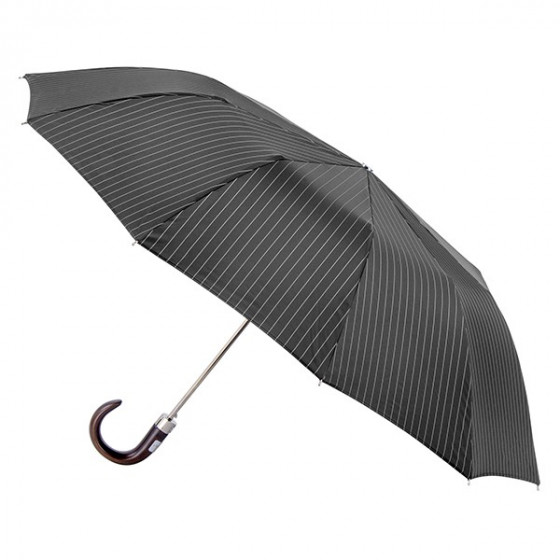 Parapluie Homme Ultra-Chic pliant médium automatique 10 baleines
