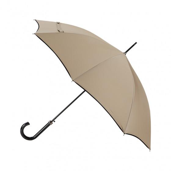 Parapluie Femme Droit Beige