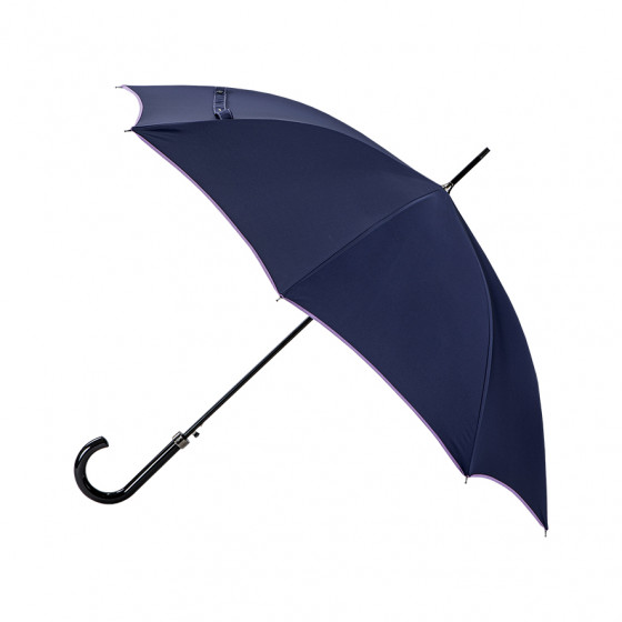 Parapluie Femme Droit Indigo