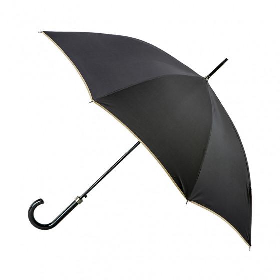 Parapluie Femme Droit Noir