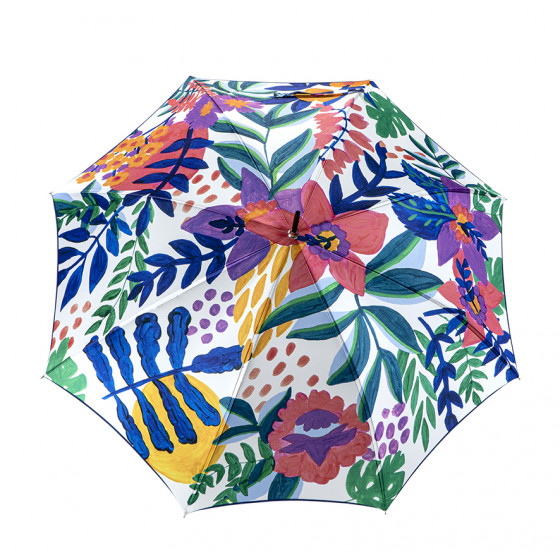 Parapluie Femme Fleur des Iles